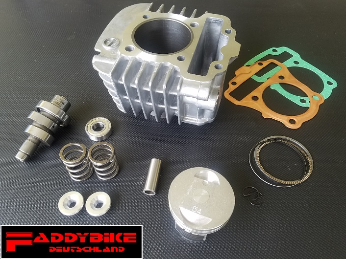 "Tuningcylinderkit ""Stage 1"" Wave 110i"